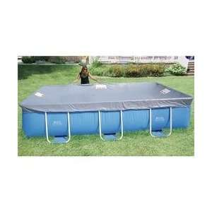 Summer Escapes 8 x 14 Pool Cover for Rectangular Pool