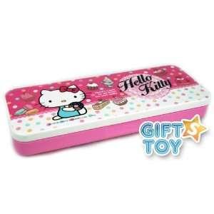 Sanrio Hello Kitty Pencil Box Case (Pink)