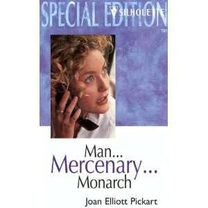 ManMercenaryMonarch (Large Print Silhouette Special