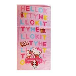 Hello Kitty Hand Towel   Hello Kitty Dish Towel Toys & Games
