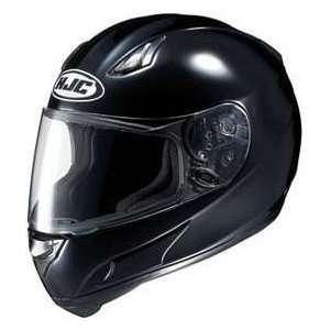 HJC AC 12 AC12 BLACK SIZELRG MOTORCYCLE Full Face Helmet