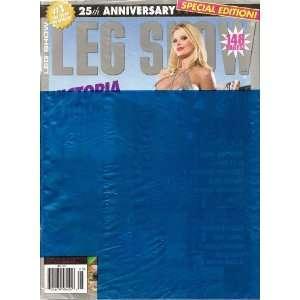 LEG SHOW MAGAZINE 2007 VICTORIA ZDROK: LEG SHOW: Books