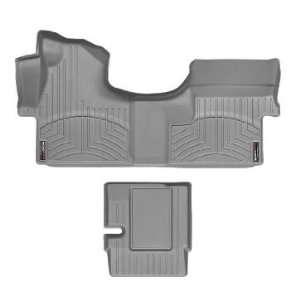 2007 2011 Mercedes Benz Sprinter [Cargo] Grey WeatherTech Floor Liner