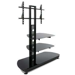 Sonitus 55 Inch Flat Panel TV Swivel/Tilt Stand Furniture & Decor