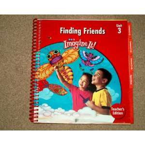 Edition: Finding Friends: Level K, Unit 3 (SRA Imagine It!): Books