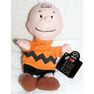 Peanuts Charlie Brown Collectible Plush (7) Toys & Games