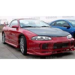 SEIBON CARBON FIBER HOOD OEM HD9599MITEC OE: Automotive