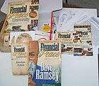 dave ramseys 2006 financial peace university boo ks cds course