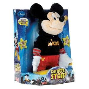 NEW Fisher Price Disneys Dance Star Mickey 027084948271