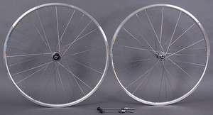 105 5700 Hubs Mavic Open Pro 36 Hole Wheelset Wheels DT Spokes Brass