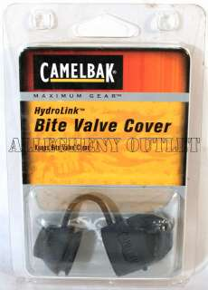 CamelBak Big Bite Valve Cover Black Protective Cover