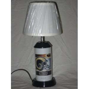 RAMS 17 High VANITY TABLE LAMP / NIGHT LIGHT Base with 3 Way Light