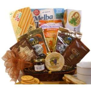 Food Gift Basket   A Christmas Gift Idea   Birthday or Get Well Gift