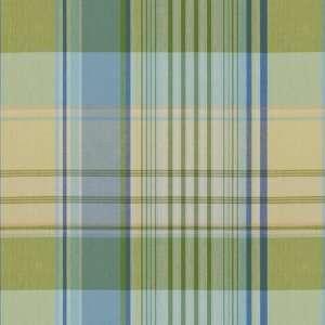 Lewis Bay Madras Green/blue by Ralph Lauren Fabric
