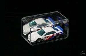 New Plastic Diecast Display Case Car Truck 164 Mirror
