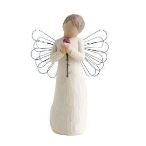 Willow Tree Loving Angel Figurine, Susan Lordi 26080 Home
