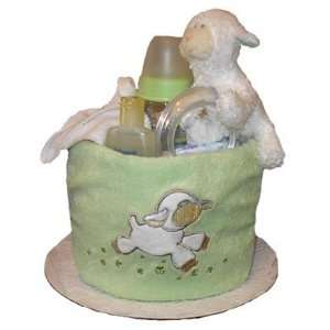Tumbleweed Babies 1066301 Little Lamb 1 Tier Diaper Cake Toys & Games