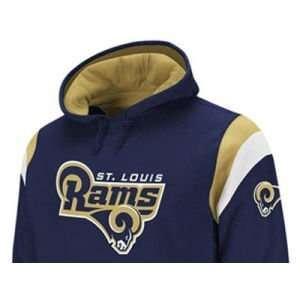 St. Louis Rams Reebok NFL Youth QB Jersey Hoodie