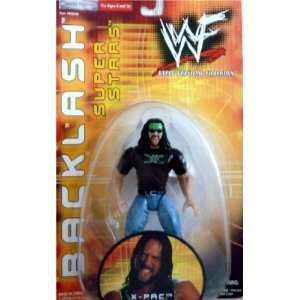X Pac   WWE WWF Wrestling Exclusive Backlash Toy Figure by
