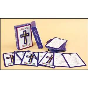 Holy Prayer Card Assortment for Children 54 Cards