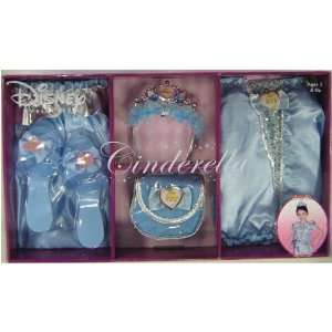 Disney Princess Cinderella Dress Up Set Toys & Games