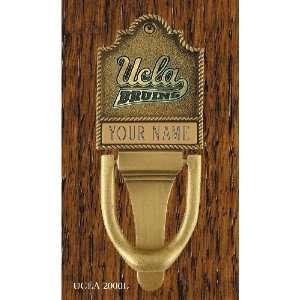 UCLA Bruins Personalized Brass Door Knocker