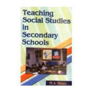 Studies in Secondary Schools (9788171697762): Dr. M. A. Khan: Books