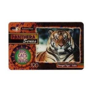 Tiger   India (Panthera Series Big Cats of The Wild)