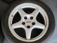 four 93 97 Chevy Camaro SS Factory 17 Wheels Tires OEM Rims 5055