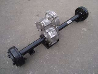 Rear End Differential Assembly CLUB CAR GOLF CART axle