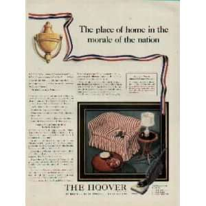 forces.  1942 Hoover Vacuum Model 305 Ad, A4379.