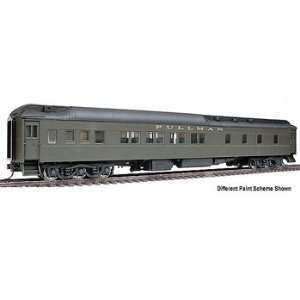 Walthers Proto   82 Pullman Heavyweight 8 1 2 Sleeper