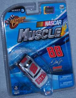 WC NASCAR Dale Earnhardt Jr. 69 Chevy Camaro SS Muscle Machines Real