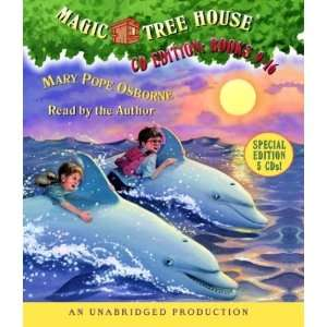Magic Tree House CD Collection Books 9 16 [Audio CD] Mary