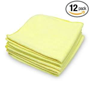 Green Lifestyle AM 0015866 Microfiber Auto Cloth, (Pack of