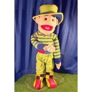 Boy Clown Full Body Puppet Toys & Games