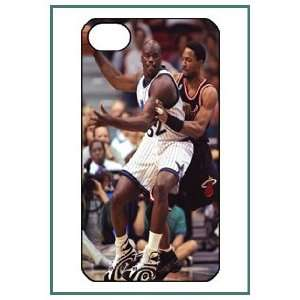 Shaq ONeal NBA iPhone 4 iPhone4 Black Designer Hard Case