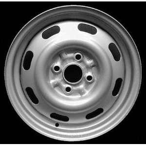 MAZDA PROTEGE STEEL WHEEL RH (PASSENGER SIDE) RIM 14 INCH, Diameter 14