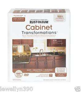 Small Kitchen Cabinet Transformations Kit 100sq ft 020066203948