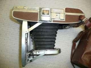Polaroid Land Instant Film Camera Model 95A Vintage Retro Antique 1950