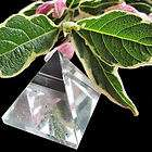 Crystal Gemstone Healing Orgone Pyramid Reiki Feng Shui
