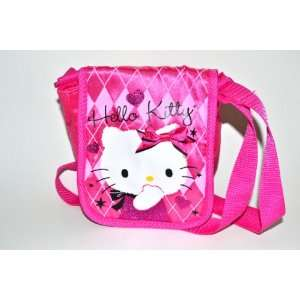 Pink Glitter Hello Kitty Messanger Bag Baby