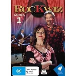 RocKwiz   Complete Series 1   2 DVD Set ( RocK wiz