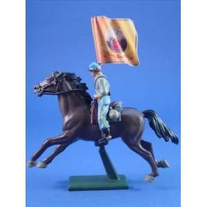 Civil War Toy Soldiers Virginia Princess Anne Cavalry Toys & Games