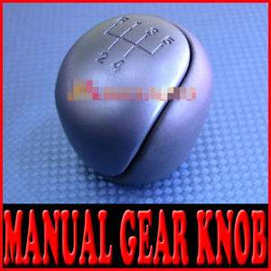 Manual Black Gear Shift Knob 1P For 08 10 Hyundai i30