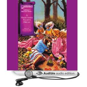 A Midsummer Nights Dream (Audible Audio Edition) William