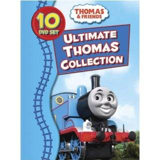 Thomas & Friends Ultimate Thomas the Train Collection 10 DVD