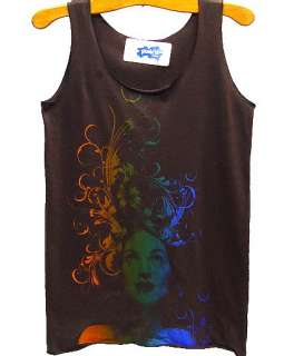 MADONNA Fantasy Pop Queen Rock Tank T Shirt cd tour S/M