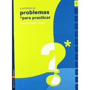 : Cuadernos de problemas para practicar matemáticas, sumas y restas