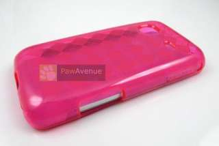 Gel Crystal Skin Case Cover Samsung Galaxy Prevail Precedent